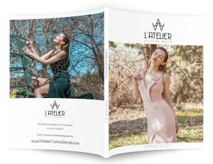 Catalog L'Atlier Cristina David Pureness SS 2015