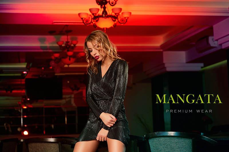 Realizare Site de Prezentare cu Magazin Online Rochii Elegante | Web Design si Fotografie de Produs si Imagine Magazin Online Mangata Constanta
